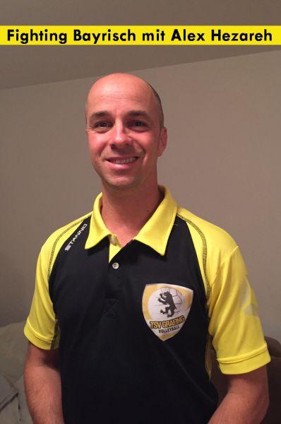Alex Hezareh wird neuer Trainer in Grafing